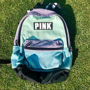 PINK Backpack Teal